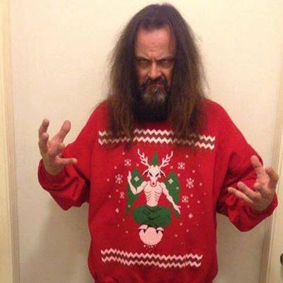 Satanic Christmas Sweater.Satanic Solstice Christmas Sweater Rjwomack Com