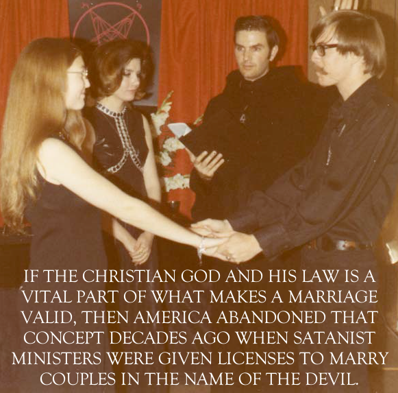 Satanic Marriage– rjwomack.com