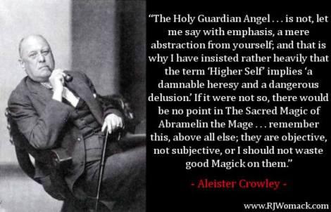 Crowley Quote–rjwomack.com