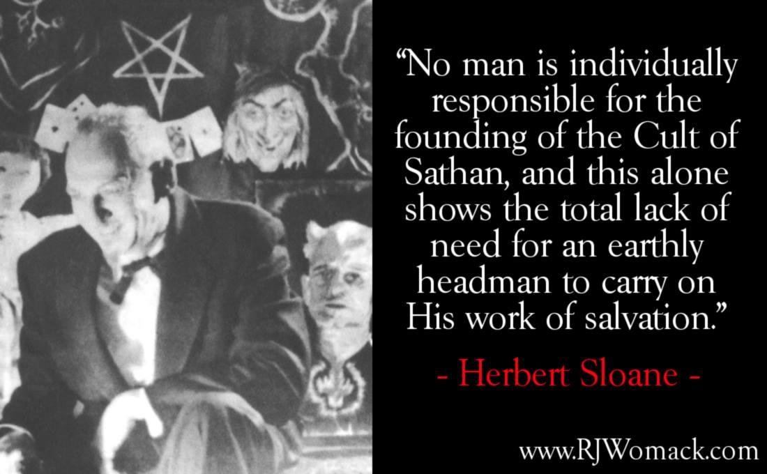 Herbert Sloan quote-rjwomack.com