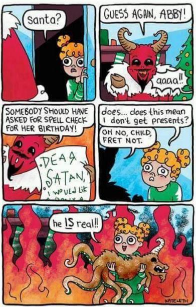 Satan – Santa